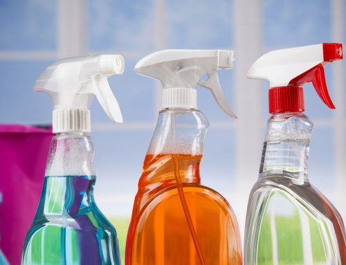 Household disinfectants – the risk to pets
