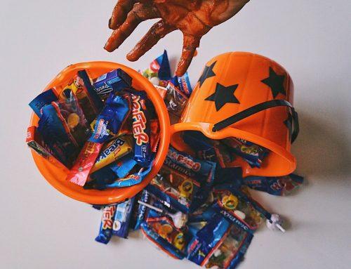 Dangerous Halloween treats