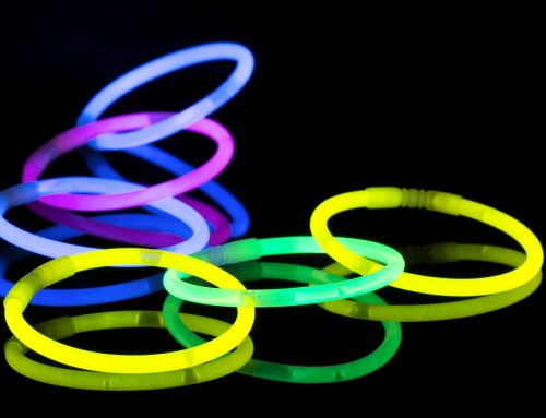 Luminous necklaces/bracelets