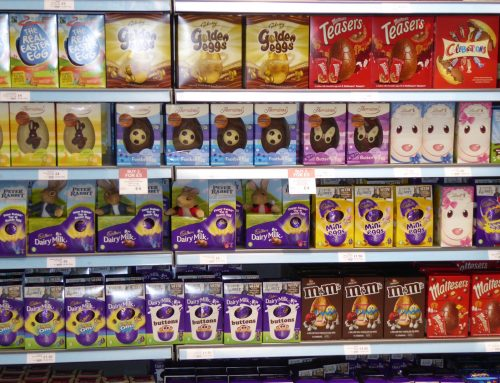 Chocolate Easter temptations