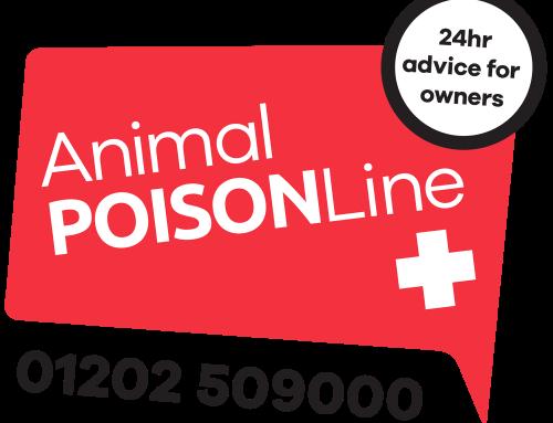 Animal PoisonLine (APL) fees